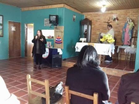 Celebração de 35 anos da Escola Dr. Crispim Raimundo de Souza