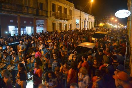 Em dois meses foi realizado um dos  maiores Carnavais em Lavras do Sul