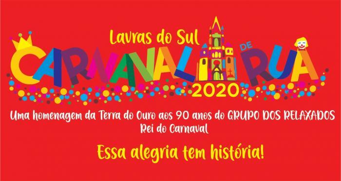 Programação Carnaval 2020
