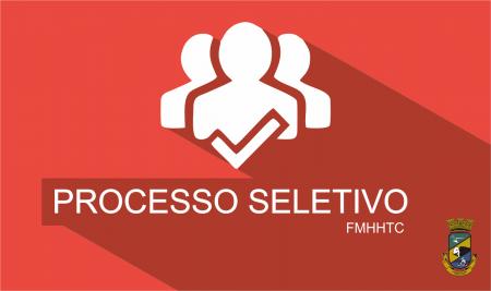 FMHHTC abre processo seletivo simplificado para técnicos em enfermagem e serviços gerais