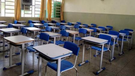 Decreto dispõe sobre a suspensão das aulas presenciais