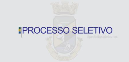 Processo Seletivo Nº 001/2021: RETIFICADO