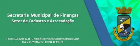 Secretaria de Finanças convoca moradores do Loteamento Vila Isabel